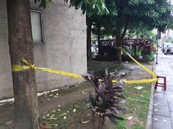 北市國興路大樓  50歲女摔落急救中