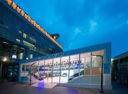 VOLVO跨時空 旅行車博物館開展
