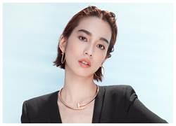 陳庭妮榮登卡地亞珠寶形象大使 18歲買三環戒結緣