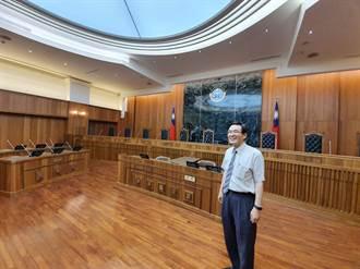 台灣司法第一次  大法庭對外公開亮相