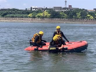 夏日玩水防溺 桃園消防三大隊宣導水域安全