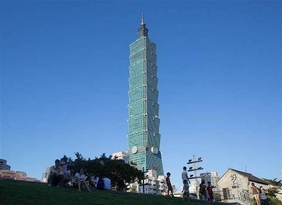台北地標101。(本報系資料照片)