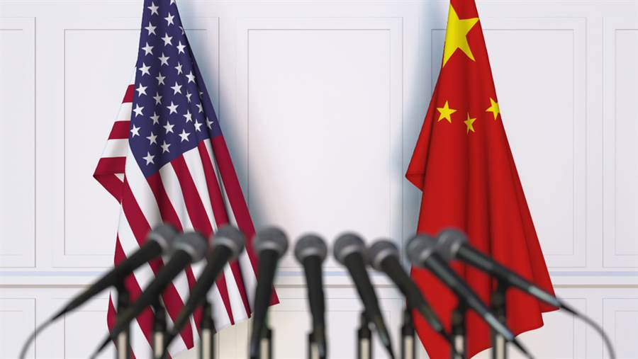 外媒指出,由於北京遲遲未買美農產品,而美國國會又開始死盯華為,未經許可不准從實體清單上排除,導致貿易談判推展進程緩慢。(示意圖/達志影像)