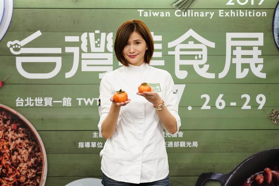 2019台灣美食展將請到各領域達人在「藝鳴驚人館」大顯身手,其中裴志偉將在現場示範製作藝術麵包的技法。(圖/台灣觀光協會)