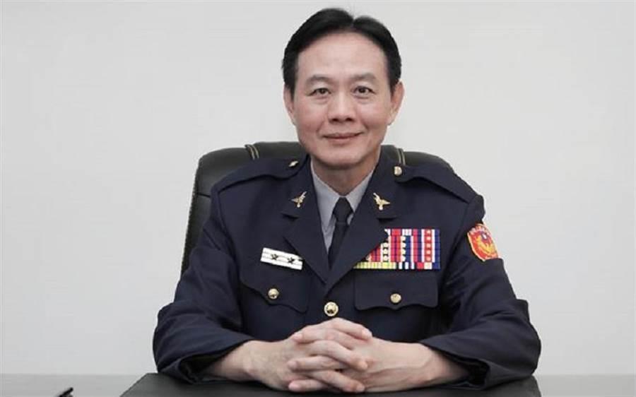 警政署警政委员周幼伟升任台南市警察局长一职。