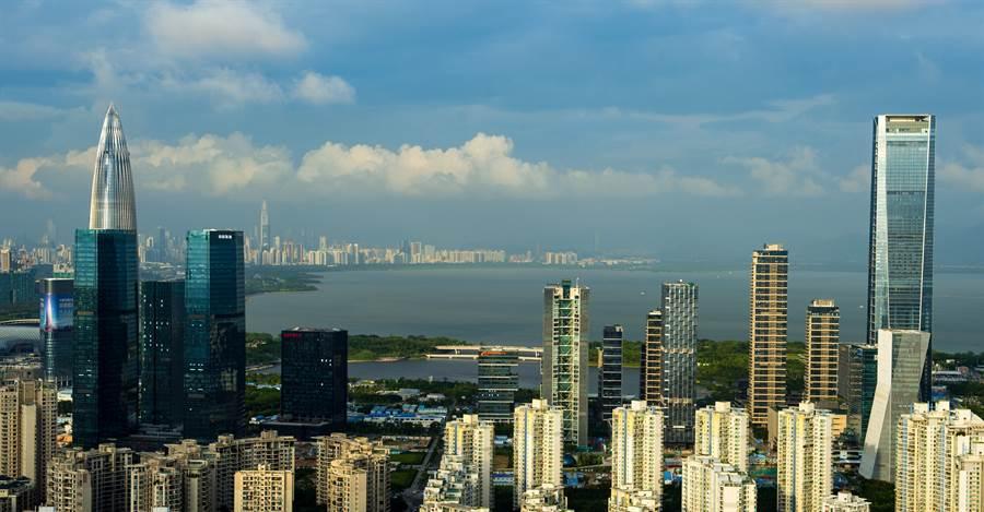 深圳經濟特區。(新華社資料照片)