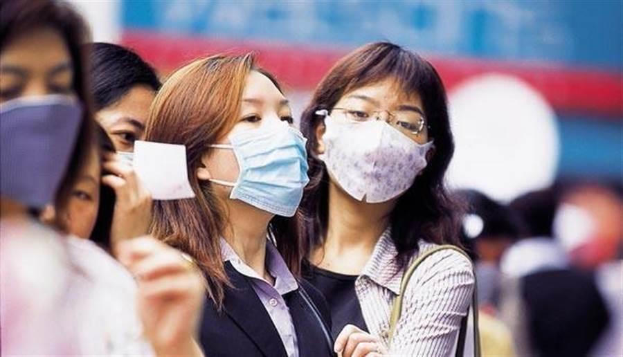 不要有事沒事就戴著口罩,除了可能帶來皮膚問題,長期下來還可能妨礙人際關係發展。(圖/王竹君)