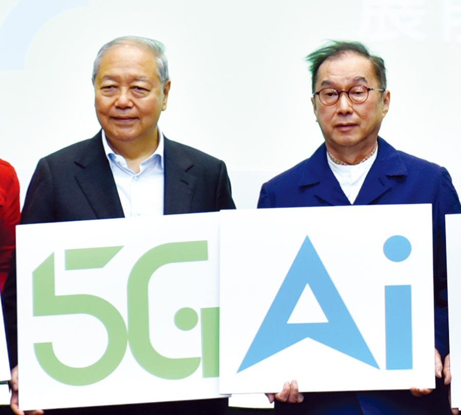 廣達董事長林百里表示,廣達很缺AI人才,將大舉徵才。圖/本報資料照片
