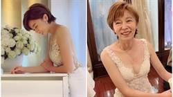 【被玩殘】王瞳當新娘披婚紗 「瞳顏」竟一夕崩壞