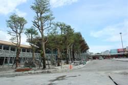 花蓮火車站二期工程 舊車站翻身成自行車補給站