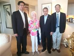 中市副市長赴美訪鳳凰城、土桑市 促進友好交流