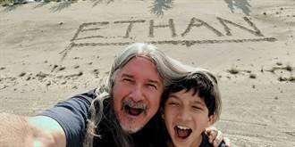 馬修連恩重拾父子情!與10歲兒加國開民宿