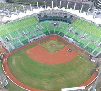 台南亞太國際少棒球場完工迎接U12 原定明天啟用遇雨取消