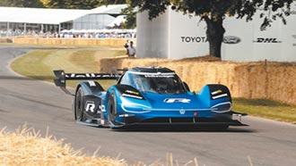Volkswagen ID.R 超越F1純電賽車紀錄