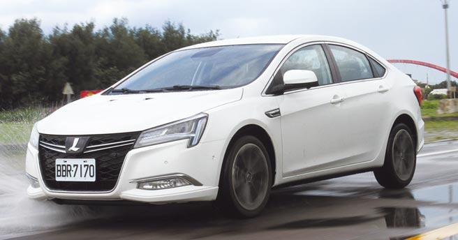 在美、日、德系各車廠推陳出新之下, Luxgen分別推出以4門轎跑(4 Door Coupe)為定位的全新S5 GT/GT225迎戰。圖/陳慶琪