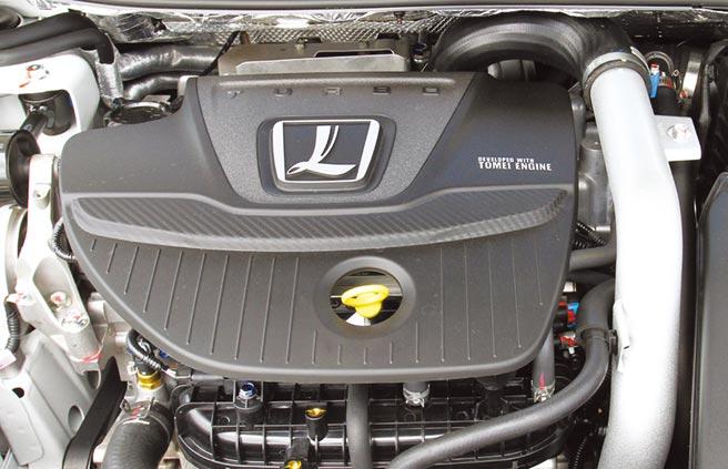 S5 GT搭載1.8升直列四缸雙渦流渦輪增壓引擎,可輸出最大動力205ps/32.6kgm。圖/陳慶琪