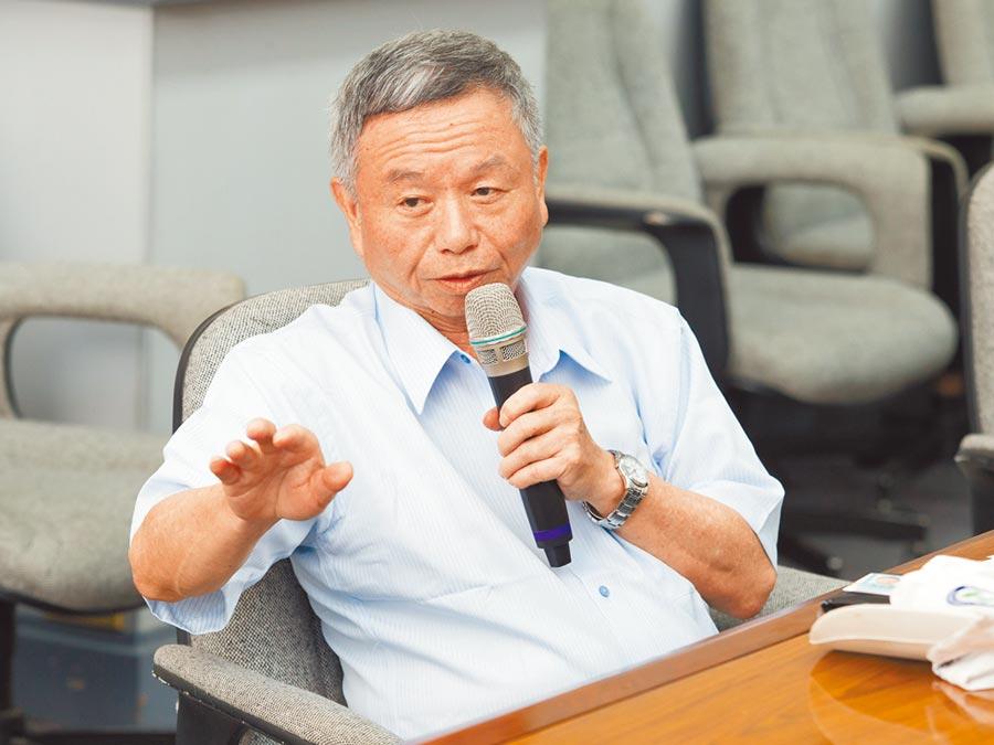 前衛生署署長楊志良。(本報系資料照片)