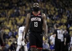 NBA》哈登嘲諷字母哥摘MVP靠「政治」