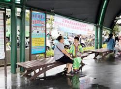 台南市啟動15處無菸轉運站