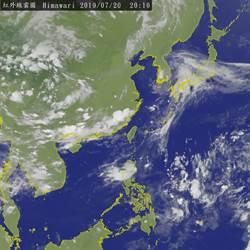 雨彈炸完沒? 大台北明仍有局部大雨 還飆36度高溫