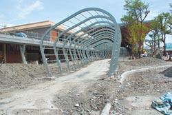 舊車站翻身 變自行車補給站