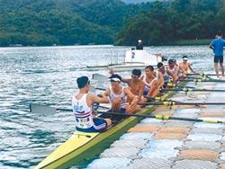 桃園划船運動 推廣4級銜接