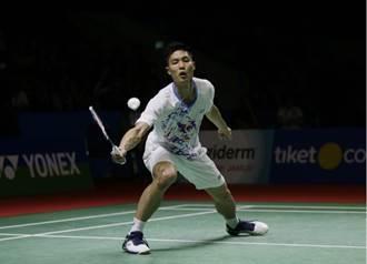 印尼羽賽》周天成3局拍退泰國華裔小將 今年首冠剩一步