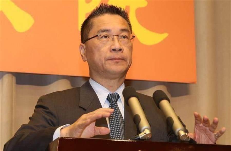 內政部長徐國勇。(中時資料照片)