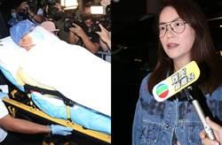 任達華深夜返港就醫 手傷勢較嚴重恐二度手術