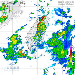 雨勢升級!北北基豪雨特報 桃宜花9縣市防大雨