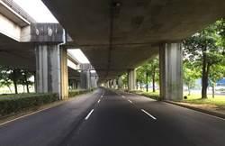中市改善環中路8月完工 打造會呼吸人行道