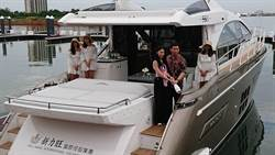 亞果遊艇集團總裁莊周文8000萬買全亞洲第一艘海上超跑