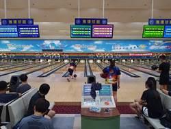 台中市議長盃保齡球錦標賽開打 高手競技