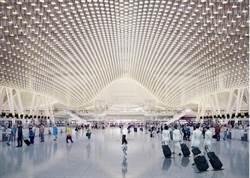 造價17億雲頂天花板 驚傳讓第3航廈蓋不下去?