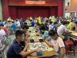 全國圍棋公開賽  400高手對奕