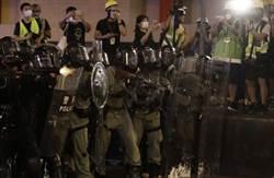 港府強烈譴責示威者衝擊中聯辦 將依法追究