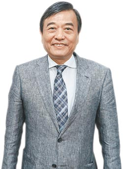 華南永昌證券董事長楊朝榮 力促台股接軌國際