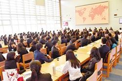 模擬聯合國會議 開闊國際視野
