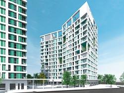 高市首座新建社宅开工照顾市民需求