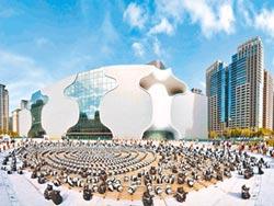 台中街道中日融合 優質建築美學