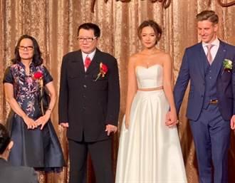 王夢麟不捨小女兒出嫁!破冰離婚14年前妻「我都放下了」