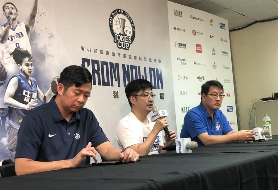 富邦勇士宣布脫離SBL,改加盟ABL亞洲職業聯賽,中華籃協將在7日下午召開球團會議,SBL新賽季將以5隊開打為目標。(黃及人攝/資料照)