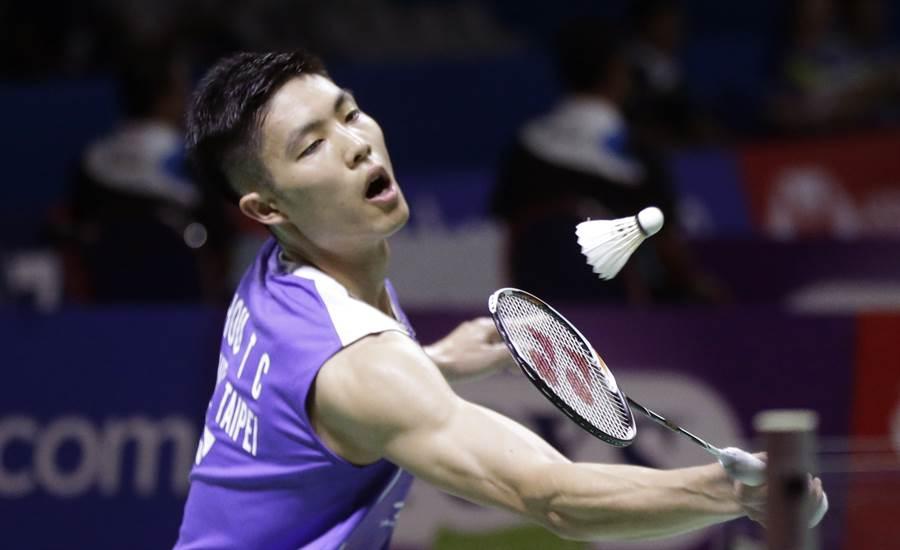周天成在泰國公開賽4強遭遇馬來西亞小將李梓嘉。(資料照/美聯社)