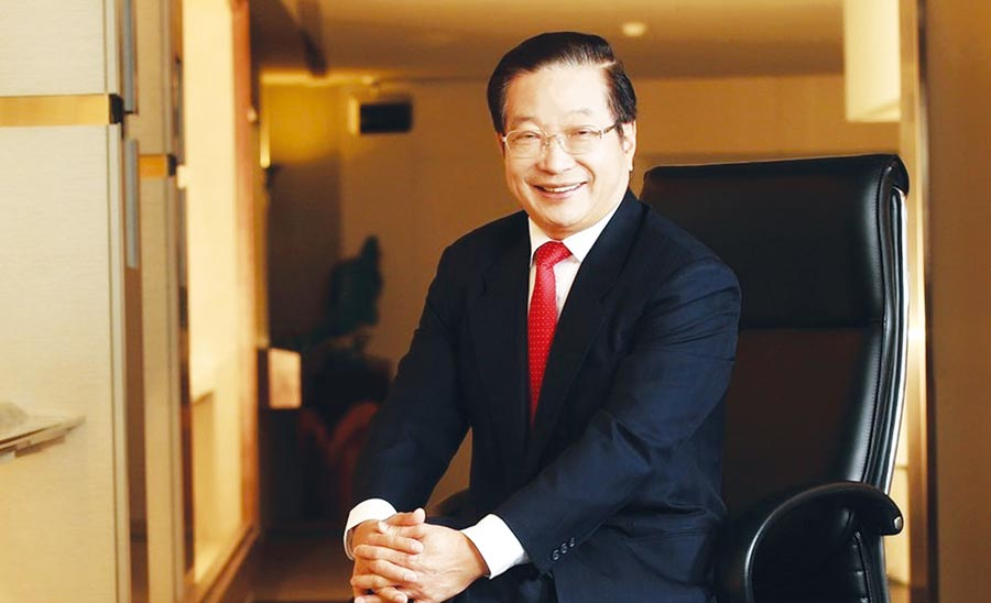 兆豐銀行董事長張兆順。 圖/信託公會提供