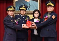 顏旺盛接任雲林縣警局長