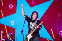 邁向出道30週年 伍佰Rock Star演唱會12月高雄開唱