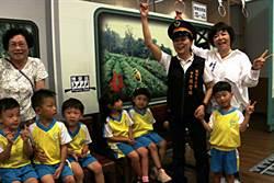 台灣鐵道模型展在頭份 珍藏昂貴歐洲火車頭