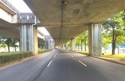 環中路品質改善 8月底完工
