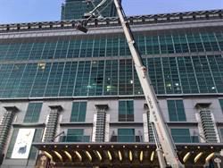 101大樓吊掛意外 2工人高空墜落1死