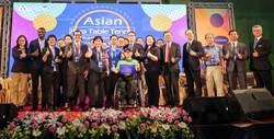 亞洲身心障礙桌球錦標賽今起五天龍爭虎鬥